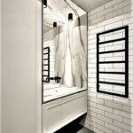 03 - projektowanie łazienki beton i calacatta - Wnętrza Toruń Chełmno Ciechocinek