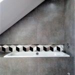 13 - projektowanie i realizacja łazienki mozajka - Wnętrza Toruń Chełmno Ciechocinek