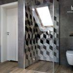 14 - projektowanie łazienek z realizacją mozajka - Wnętrza Toruń Chełmno Ciechocinek
