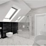 22 - projektowanie i aranżacja łazienek w domach - Wnętrza Toruń Chełmno Ciechocinek