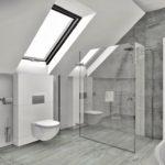 33 - projekt łazienki z architektem wnętrz - Wnętrza Toruń Chełmno Ciechocinek