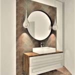 Projektowanie wnętrz łazienki hotel - Wnętrza Toruń Ciechocinek Chełmno