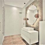 Projekt klasycznej łazienki - Wnętrza Toruń CIechocinek Chełmno