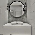53 - projekt łazienki gościnnej - Wnętrza Toruń Ciechocinek Chełmno