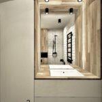 63 - aranżacja wnętrz łazienki w hotelu - Wnętrza Toruń Ciechocinek Chełmno
