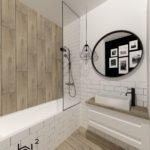 85 projektowanie łazienki klasycznej - Wnętrza Toruń Ciechocinek Chełmno