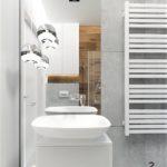 96 projektowanie i aranżacja małej łazienki - Wnętrza Toruń Ciechocinek Chełmno
