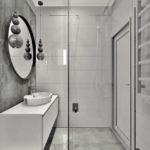 98 - projekt łazienki gościnnej - Wnętrza Toruń Ciechocinek Chełmno